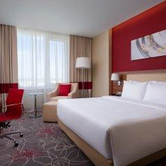 Гостиница Фор Поинтс бай Шератон Краснодар комната для гостей фото 8