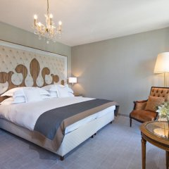 Carlton Hotel St Moritz 5* Номер Делюкс с различными типами кроватей