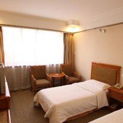 Отель Chongqing Hotel Китай, Пекин - отзывы, цены и фото номеров - забронировать отель Chongqing Hotel онлайн комната для гостей фото 13