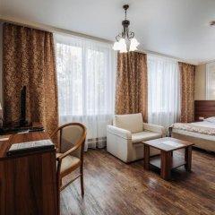Гостиница ГЕЛИОПАРК Лесной 3* Улучшенный номер с различными типами кроватей