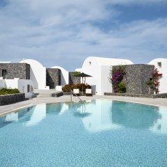 Отель Santo Maris Oia, Luxury Suites & Spa бассейн фото 3
