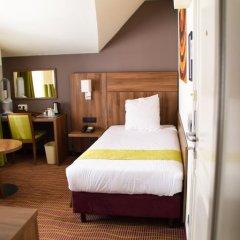 Quality Hotel Antwerpen Centrum Opera 4* Стандартный номер с различными типами кроватей фото 3