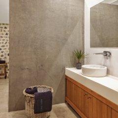 Отель Santo Maris Oia, Luxury Suites & Spa ванная фото 4