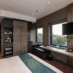 Отель XO Hotels Couture Amsterdam 4* Номер Комфорт с различными типами кроватей фото 2