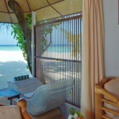 Отель Thulhagiri Island Resort балкон