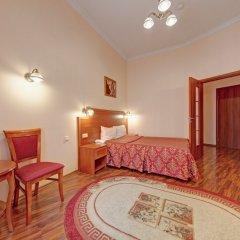 Гостиница Аврора Номер Бизнес с различными типами кроватей фото 3