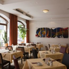 Отель Hotelissimo Haberstock Мюнхен питание фото 2