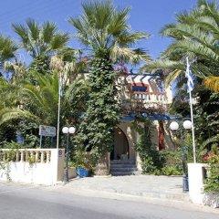 Palm Bay Hotel вид на фасад