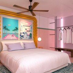 Paradiso Ibiza Art Hotel - Adults Only 4* Люкс Премиум с различными типами кроватей