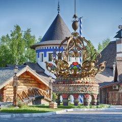 Отель В некотором царстве Рязань вид на фасад фото 2