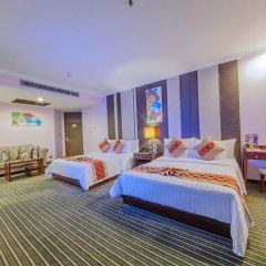 The Berkeley Hotel Pratunam 5* Номер категории Премиум с различными типами кроватей