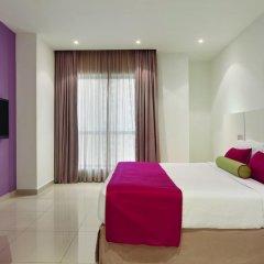 Ramada Hotel & Suites by Wyndham JBR 4* Люкс повышенной комфортности с двуспальной кроватью фото 2