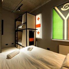 Хостел Urban Стандартный семейный номер с различными типами кроватей фото 3