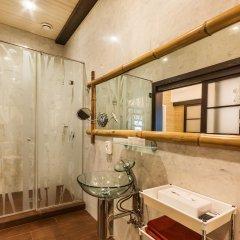 Мини-отель Фонда Улучшенные апартаменты с различными типами кроватей фото 12