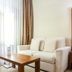 Гостиница Холидей Инн Самара 4* Представительский номер с различными типами кроватей фото 3
