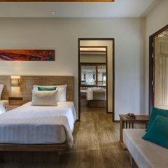 Отель Phi Phi Island Village Beach Resort 4* Бунгало с различными типами кроватей фото 3