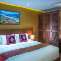 U Sapa Hotel комната для гостей фото 5