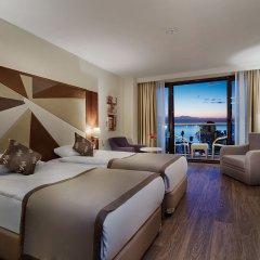 Nirvana Lagoon Villas Suites & Spa 5* Улучшенный номер с различными типами кроватей
