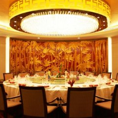 Отель Beijing Ping An Fu Hotel Китай, Пекин - отзывы, цены и фото номеров - забронировать отель Beijing Ping An Fu Hotel онлайн помещение для мероприятий фото 2