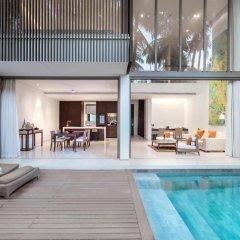 Отель TWINPALMS 5* Люкс Duplex pool фото 3