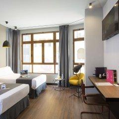 Отель Casual Vintage Valencia 2* Номер Casual Stars с различными типами кроватей фото 2