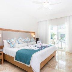 Отель Be Live Collection Punta Cana - All Inclusive 3* Номер Делюкс улучшенный с различными типами кроватей фото 4