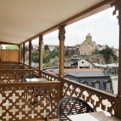 Отель Rasta балкон