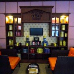 Отель Fuente Oro Business Suites развлечения
