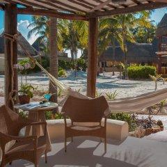 Отель Mahekal Beach Resort 4* Номер Oceanfront с двуспальной кроватью фото 13