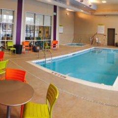 Отель Home2 Suites By Hilton Minneapolis Bloomington Блумингтон бассейн