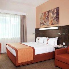 Отель Holiday Inn Express Dubai Safa Park ОАЭ, Дубай - 5 отзывов об отеле, цены и фото номеров - забронировать отель Holiday Inn Express Dubai Safa Park онлайн комната для гостей фото 2