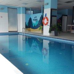 Weiser hotel бассейн