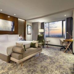 Hilton Istanbul Maslak Турция, Стамбул - отзывы, цены и фото номеров - забронировать отель Hilton Istanbul Maslak онлайн комната для гостей фото 2
