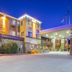 Отель Comfort Inn & Suites Durango вид на фасад фото 7