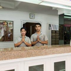 Отель Seashore Pattaya Resort интерьер отеля