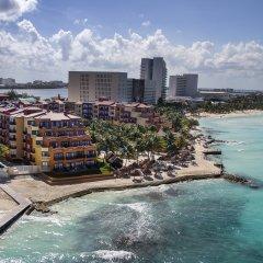 Отель Fiesta Americana Cancun Villas пляж фото 8