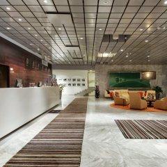 Отель Hilton Kalastajatorppa Хельсинки интерьер отеля