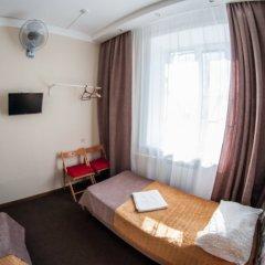 Хостел Хабаровск B&B Кровать в общем номере с двухъярусной кроватью фото 12