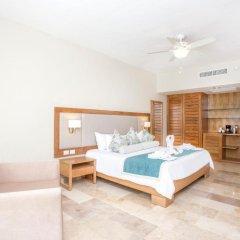 Отель Be Live Collection Punta Cana - All Inclusive 3* Номер Делюкс улучшенный с различными типами кроватей фото 3