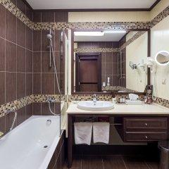 Гостиница Компас Отель Геленджик в Геленджике 4 отзыва об отеле, цены и фото номеров - забронировать гостиницу Компас Отель Геленджик онлайн ванная