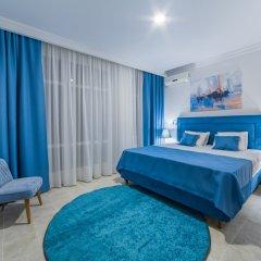 Гостиница Белый Песок Люкс с различными типами кроватей фото 3