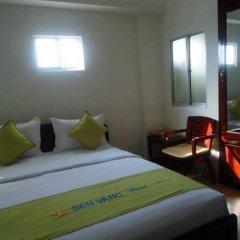 Golden Lotus Hotel Sen Vang Нячанг комната для гостей