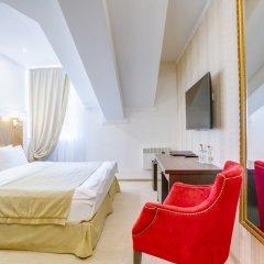 Гостиница Садовническая 5* Стандартный номер с разными типами кроватей фото 4