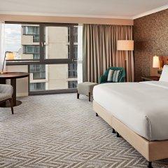 Отель Hilton Vienna Австрия, Вена - 13 отзывов об отеле, цены и фото номеров - забронировать отель Hilton Vienna онлайн комната для гостей фото 11