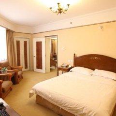 Отель Chongqing Hotel Китай, Пекин - отзывы, цены и фото номеров - забронировать отель Chongqing Hotel онлайн комната для гостей фото 12