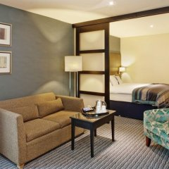 Отель Holiday Inn Birmingham Airport 3* Представительский номер с различными типами кроватей фото 3
