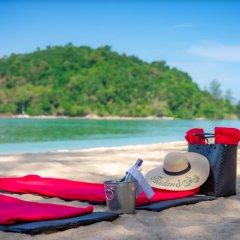 Отель The Pavilions Phuket Таиланд, пляж Банг-Тао - 2 отзыва об отеле, цены и фото номеров - забронировать отель The Pavilions Phuket онлайн приотельная территория