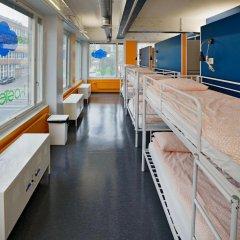 Отель CheapSleep Helsinki Кровать в женском общем номере с двухъярусной кроватью фото 2
