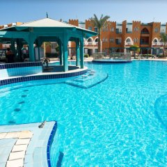 Отель SUNRISE Garden Beach Resort & Spa - All Inclusive Египет, Хургада - 9 отзывов об отеле, цены и фото номеров - забронировать отель SUNRISE Garden Beach Resort & Spa - All Inclusive онлайн бассейн фото 8