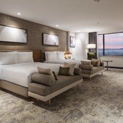 Hilton Istanbul Maslak Турция, Стамбул - отзывы, цены и фото номеров - забронировать отель Hilton Istanbul Maslak онлайн комната для гостей